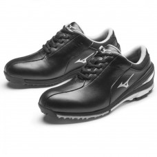 Mizuno Nexlite Gents Black golf shoe