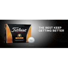 Titleist Pro V 1 golf balls. 2016 model