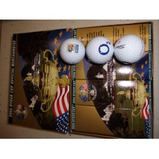 Titleist SO LO golf balls, ltd edition Ryder Cup box